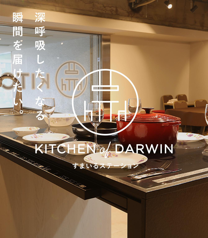 キッチンオブダーウィン